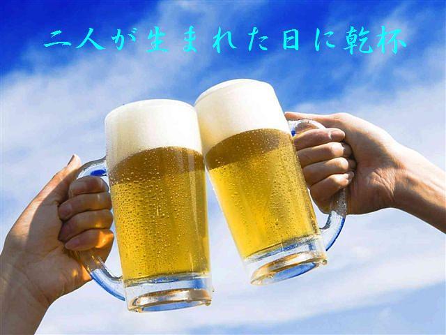 千寿&千寿ママ W HAPPY BIRTHDAY (6)