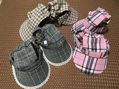 帽子りぼん服 (2)