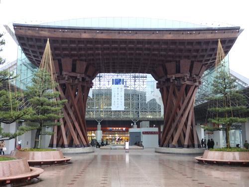 31金沢駅