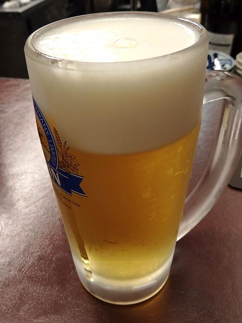 10生ビール