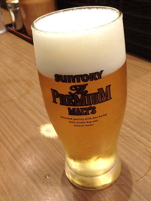 37グラスビール