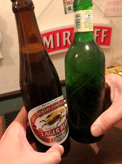 22瓶ビール