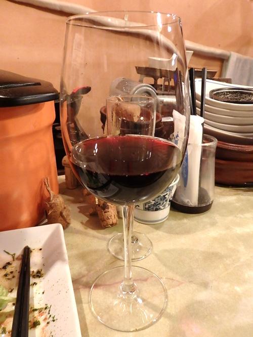18赤ワイン