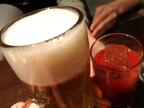 34生ビール