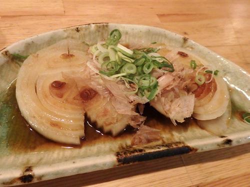 39淡路島産べっぴん玉ねぎステーキ