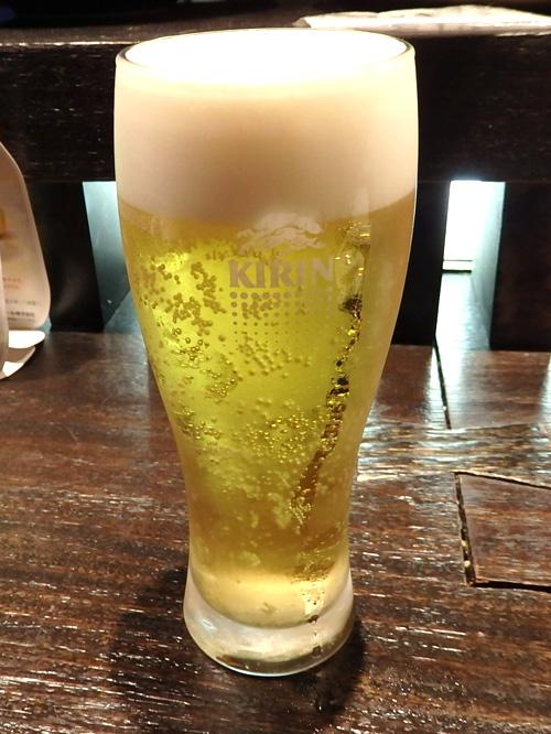 47生ビール