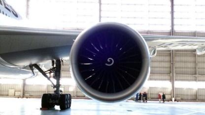 飛行機55