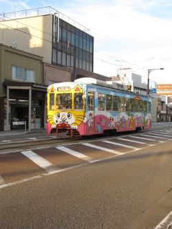 高岡路面電車