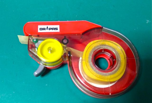 おもしろテープカッター5