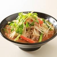 角煮酢豚麺 ゆきふじ