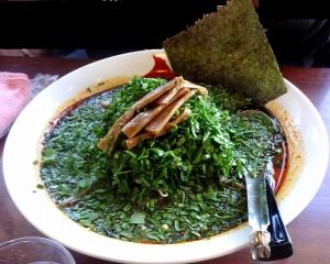 一代元 浦和上野田店  ニュータンタンつけ麺?