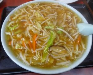 中華料理 定食 さかえや@八潮
