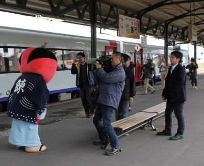 リゾート列車 マリアージュ 2015-11-8 (9)