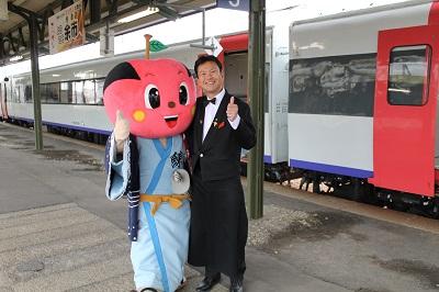 リゾート列車 マリアージュ 2015-11-8 (49)