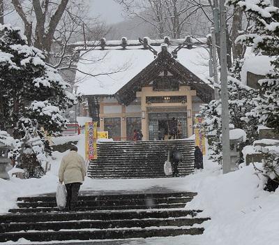 余市神社どんと焼き2016-01-07 (1)