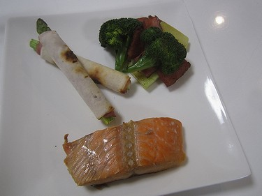 20160207 焼鮭 (2)