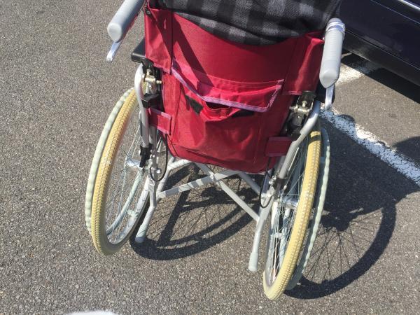 妻車椅子1