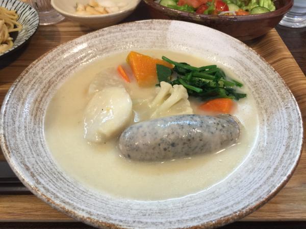 冬野菜シチュー5
