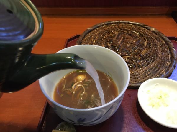 蕎麦湯10
