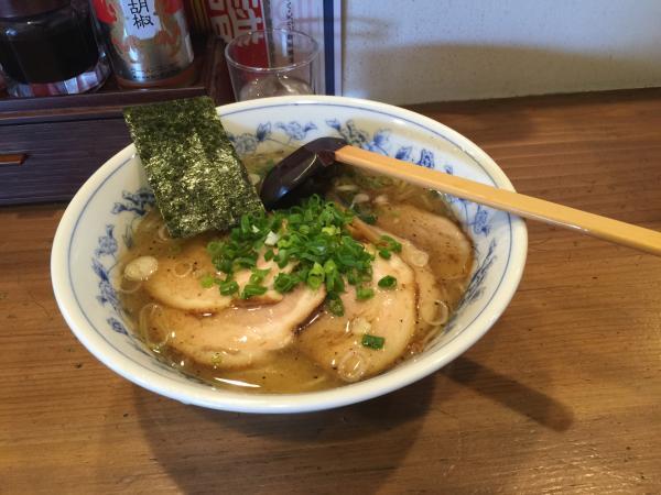 こだわり塩チャーシュー麺4