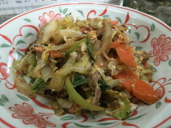 野菜炒め7