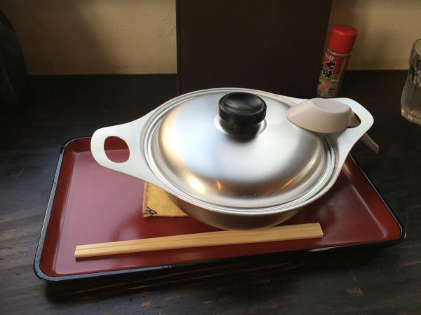 新しいアルマイト鍋5
