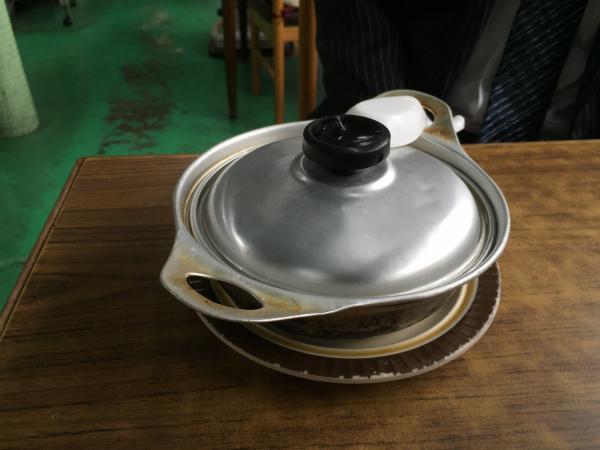 鍋焼きうどん4