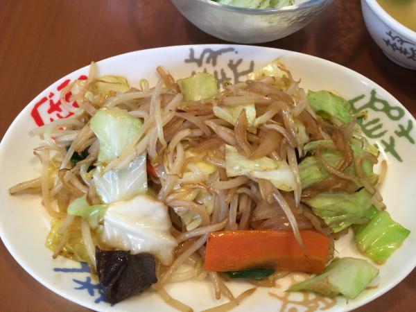 野菜炒め6