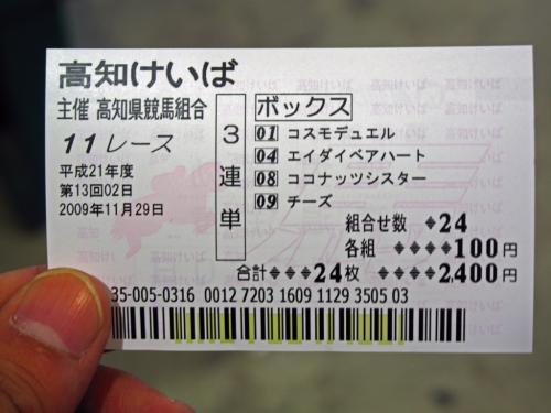 【競馬】高知競馬の売り上げがとんでもない水準まで来ている