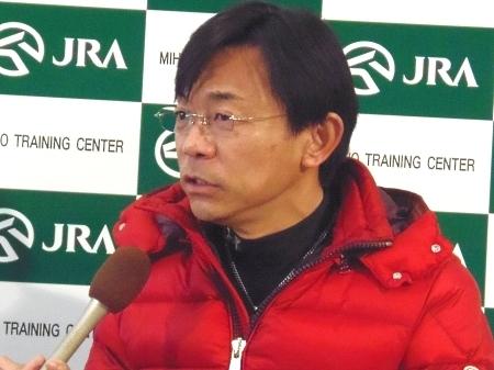 【フェブラリーS】加藤征「ファンが競馬場で応援してくれればノンコノユメはもう一伸びする」