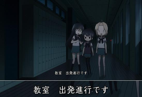 【Aチャンネル】TV放送版・BD版 比較レポート(第3巻)