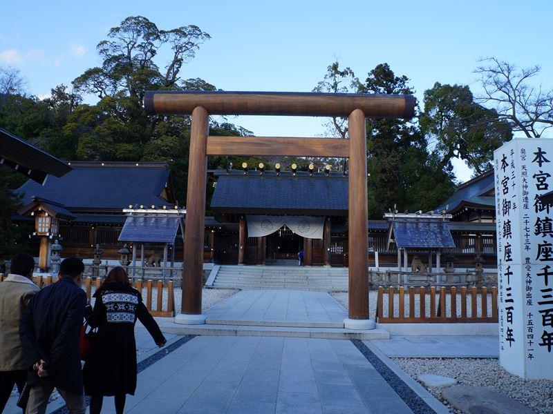 宮津 龍神社(このじんじゃ)
