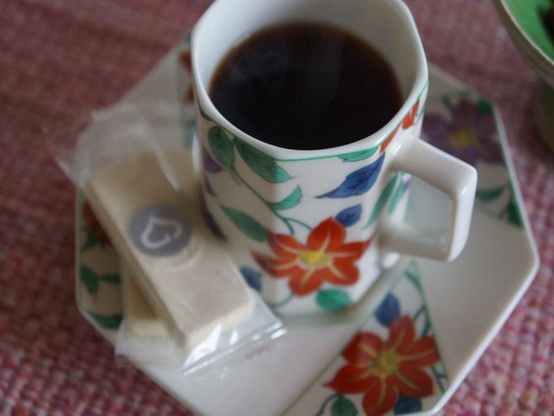 コーヒータイム小布施の落雁