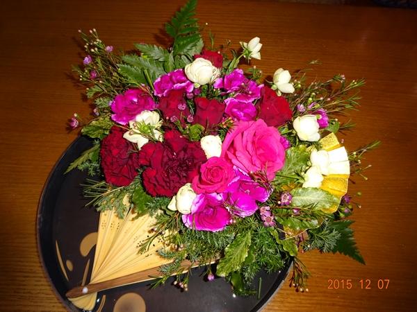 DSC03875記念のお花