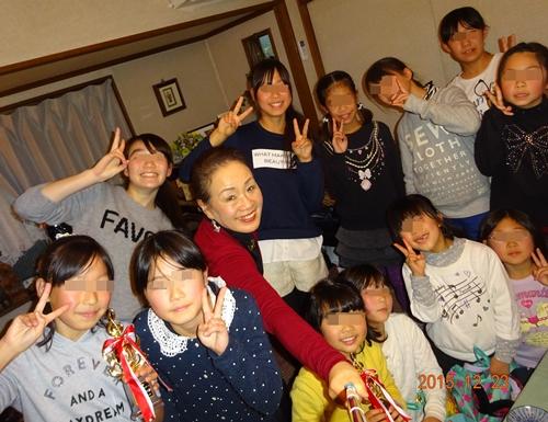 DSC04026クリスマス会記念撮影
