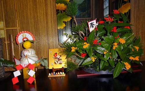 DSC04115新春飾り