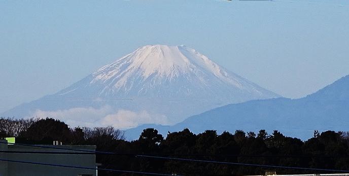 DSC04249勢至堂からの富士山