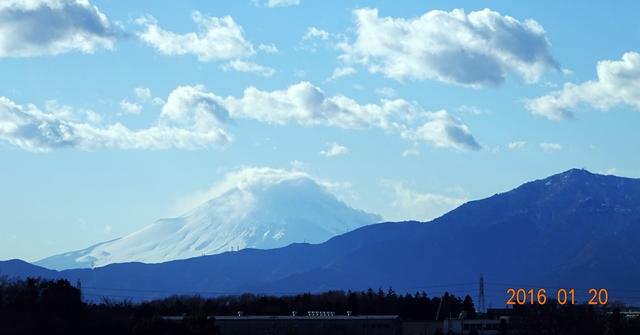 DSC04383今日の富士山