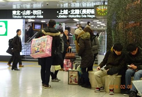 DSC04497東京駅新暗線乗り場近く