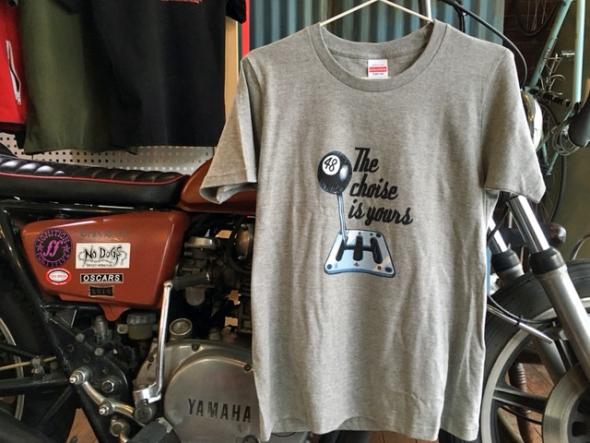 オリジナル モーター系 Tシャツ