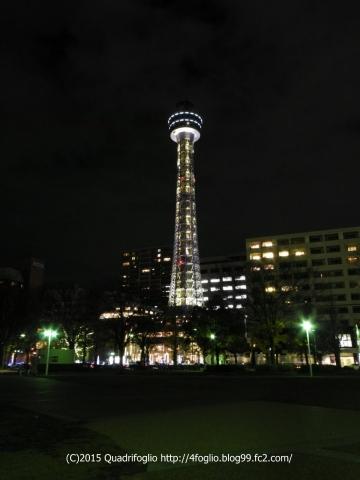 2015年末の横浜