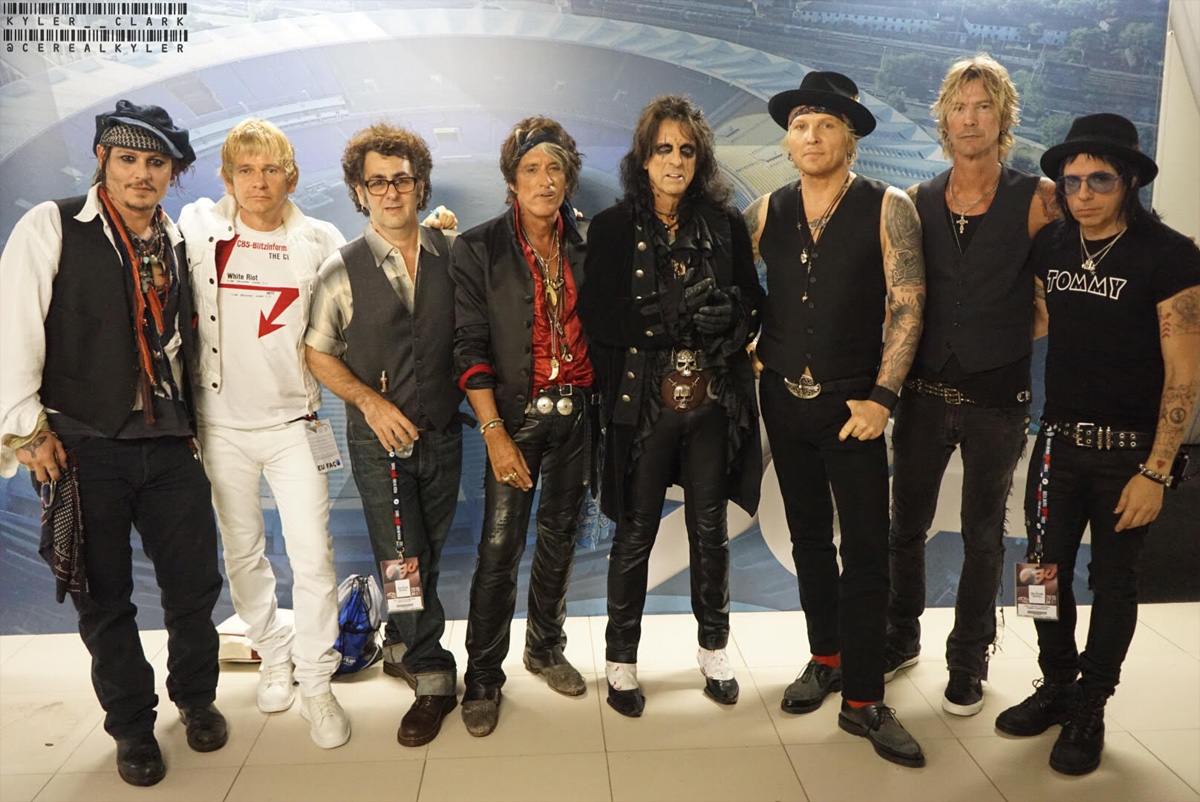 The Hollywood Vampires-2
