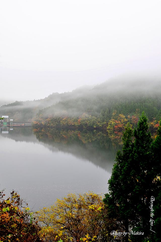 水沼ダム湖3