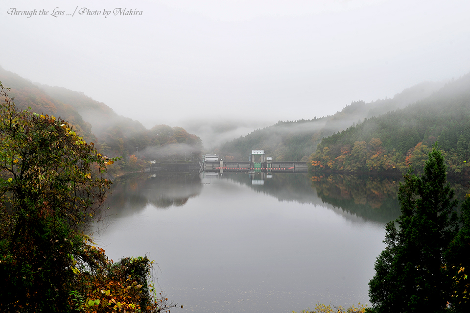 水沼ダム湖6
