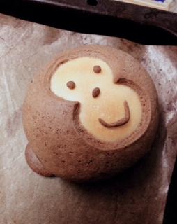 おさるのメロンパン
