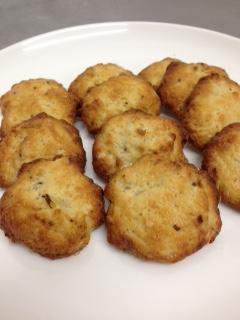 キウイのクッキー