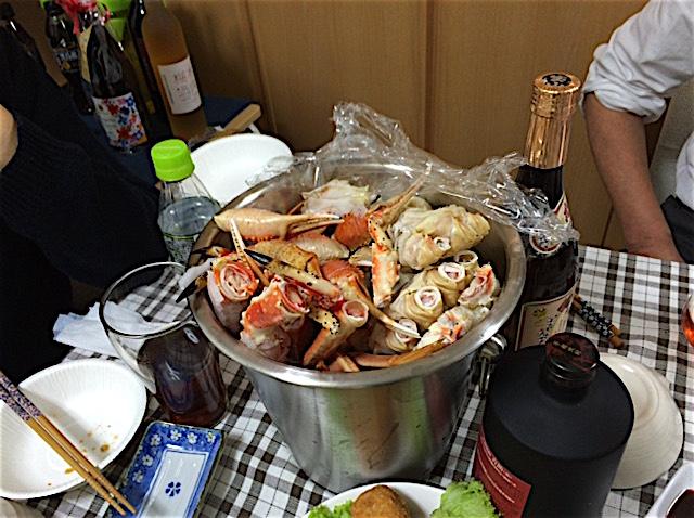 0108カニ鍋4