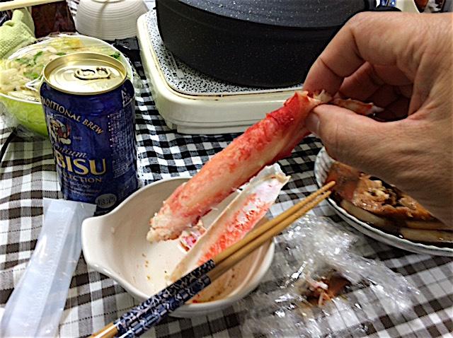0108カニ鍋5