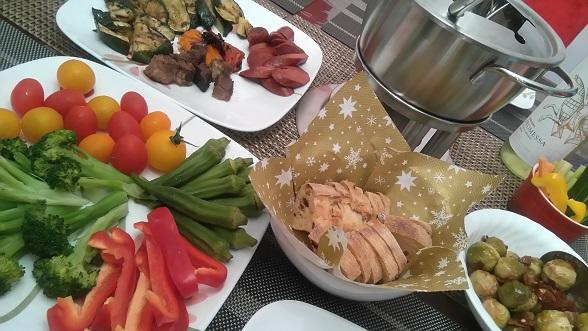 2015christmas dinner
