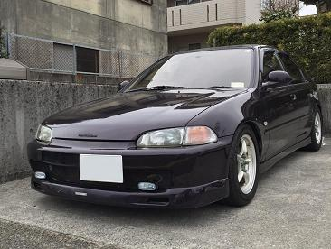 愛車 001